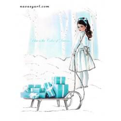 Tiffany presents